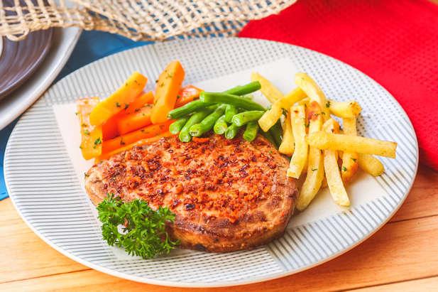 Steak Ikan