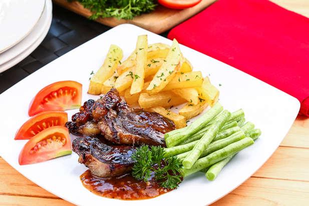Steak Lidah Sapi