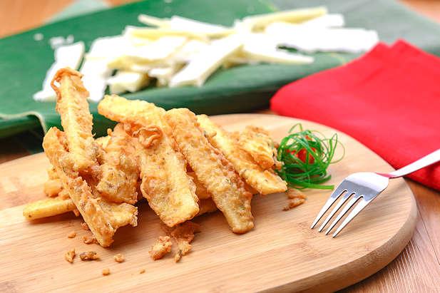 Stick Singkong Kriuk | Resep dari Dapur KOBE