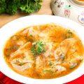 Sup Pangsit