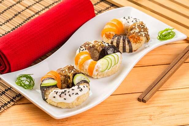 Sushi Donat