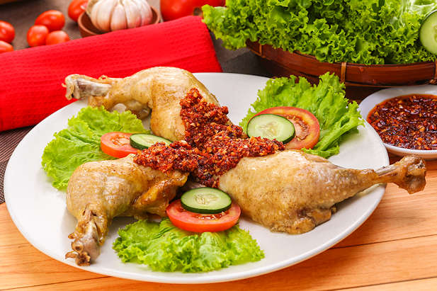 Tim Ayam Bawang
