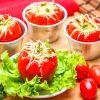 Tomat Telur Panggang