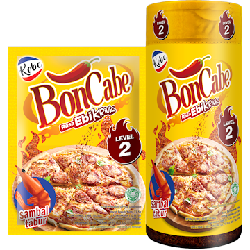 BonCabe Level 2 Ebi Kriuk