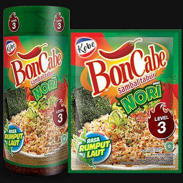 BonCabe Level 3 Rasa Nori