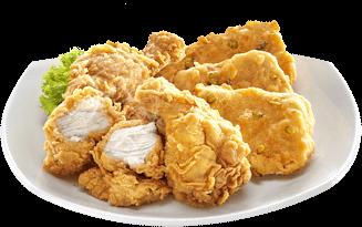 Ayam Spesial dimasak pakai Kobe Tepung Serbaguna Special