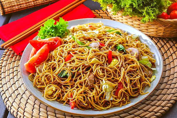Mie Goreng Saus Tiram | Resep dari Dapur KOBE