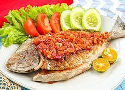 Sambal Ikan Bakar