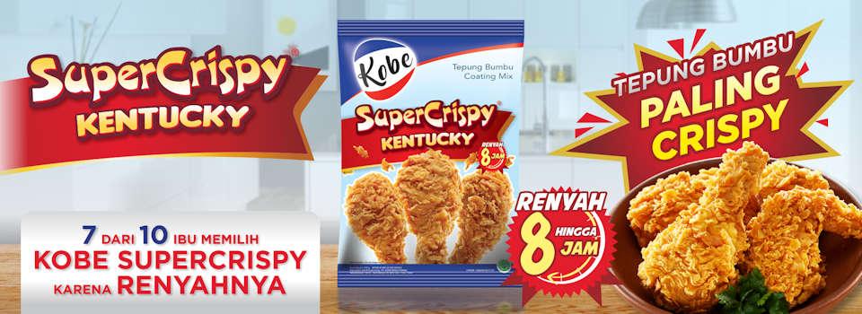 Kentucky SuperCrispy | Bumbu Super Krispi untuk Ayam